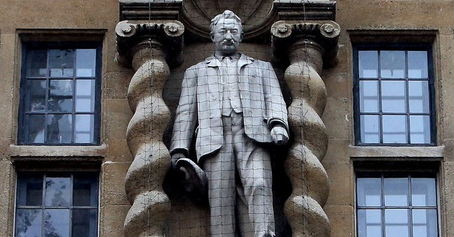 Oxford college decides to keep contested Cecil Rhodes statue