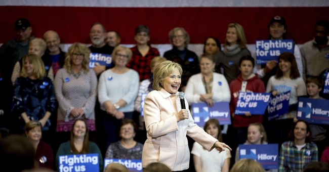 The Latest: Sanders says don't politicize Clinton emails