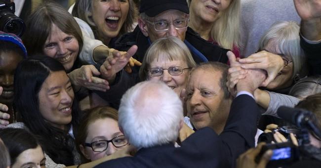 Pelosi praises Bernie Sanders for energizing young voters