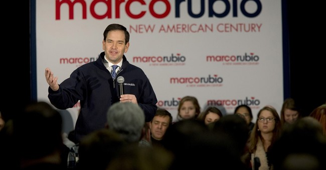 A Cruz-Rubio feud flares in Iowa closer