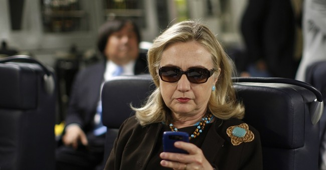 APNewsBreak: US declares 22 Clinton emails 'top secret'