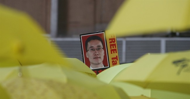 China sentences 3 rights activists to prison amid crackdown