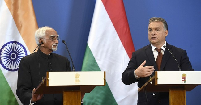 Thousands take part in anti-government protest in Hungary
