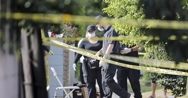 2 arrested in Los Angeles shooting that left 3 dead, 12 hurt