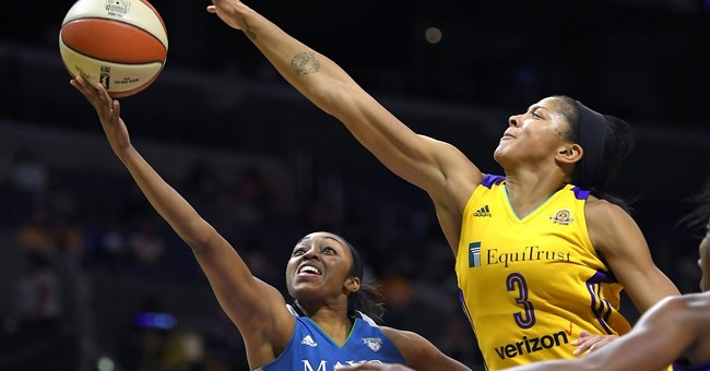 Lynx beat Sparks 85-79, claw back to tie WNBA Finals