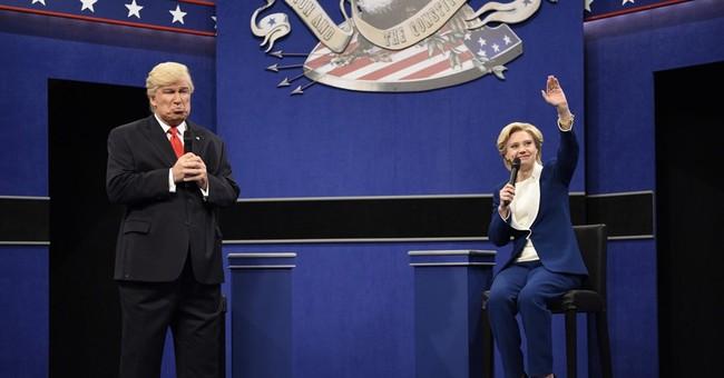 Trump calls SNL spoof 'hit job,' calls for end of show