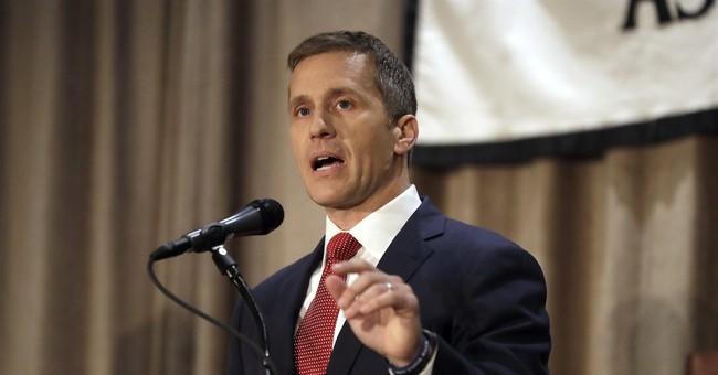 Donors behind $2M check to Missouri's Greitens still secret