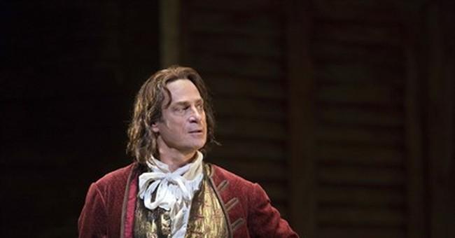 British baritone Simon Keenlyside headlines Mozart HD