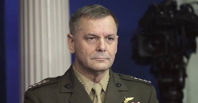 Former general pleads guilty in false statements probe