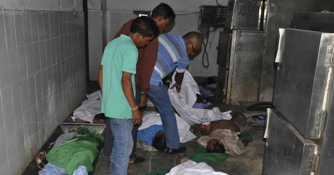 Official: At least 23 die in hospital fire in eastern India