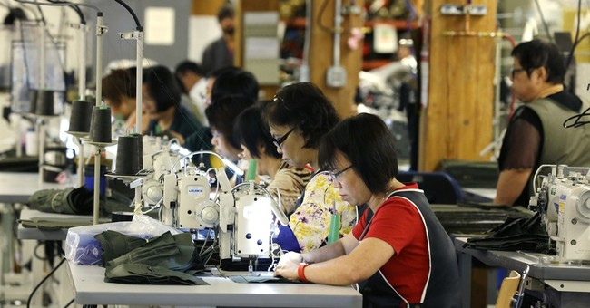 US factory production rebounded in September