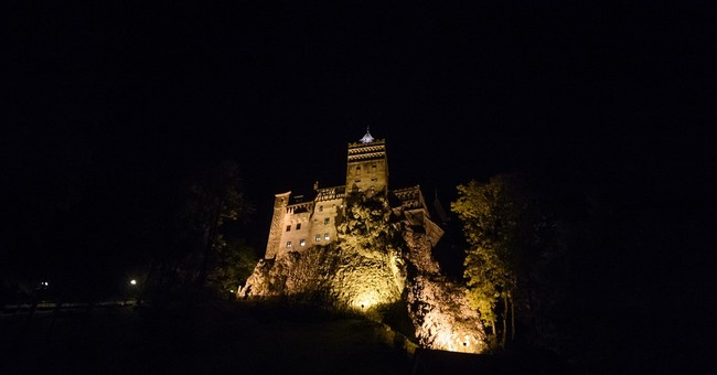 Halloween treat: a night at Dracula's castle in Transylvania