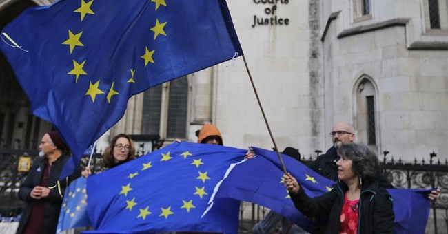 Judge: Threats to Brexit lawsuit claimant 'wholly wrong'