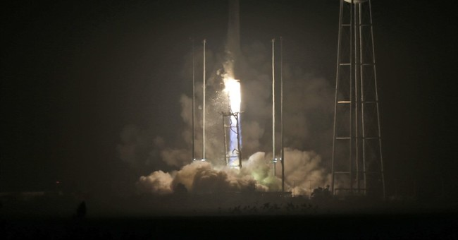 Rocket launch reignites space station deliveries in Virginia