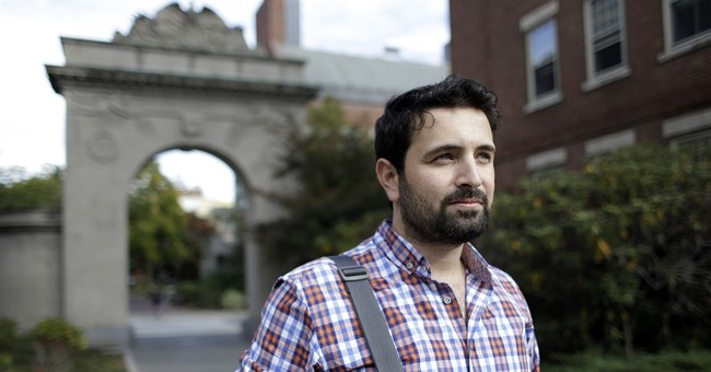 Aleppo to the Ivy League: Syrian doctor preps for end of war