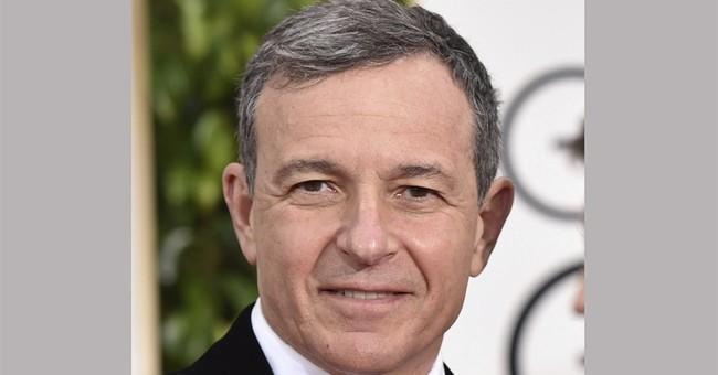 Disney CEO Robert Iger working on leadership book