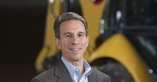 Caterpillar CEO to retire next year