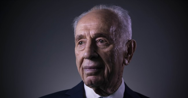 Posthumous book by Shimon Peres coming next spring