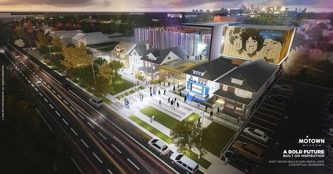 Motown Museum in Detroit plans $50 million expansion