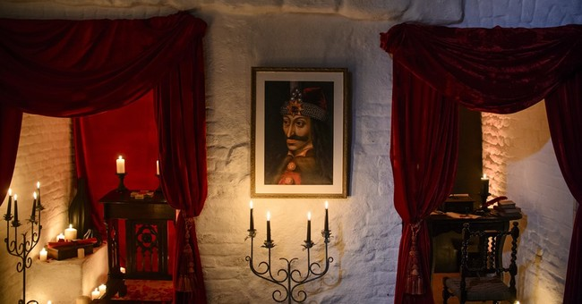 Halloween treat: a night at Dracula's castle in Transylvania