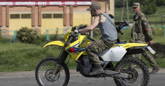 Notorious warlord killed in bombing in eastern Ukraine