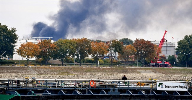 2 dead, at least 6 hurt in blast at BASF plant in Germany