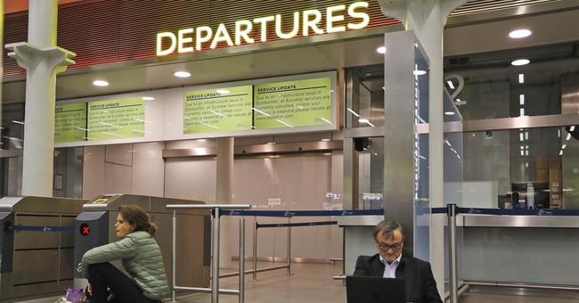 Eurostar train traffic resumes after electrical problem