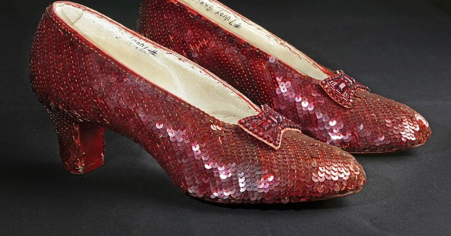 Money rolls in to rescue Smithsonian's ruby red slippers