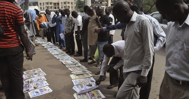Chibok leader: 100-plus girls unwilling to leave Boko Haram