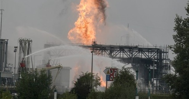 Divers find 3rd body after blast at German chemical plant