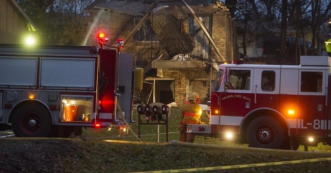NTSB blames pilot error for Ohio jet crash that killed 9