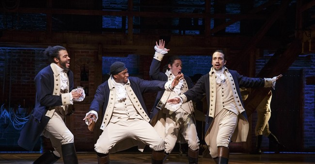 The filmmaker behind the 'Hamilton' documentary reveals all