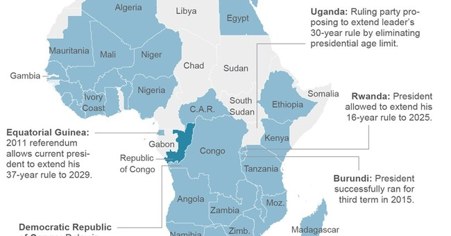 Deal calls for delay of Congo vote until early 2018