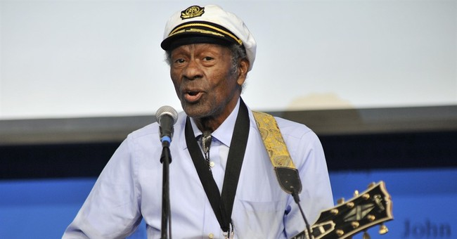 Chuck Berry to release first new album in more than 35 years
