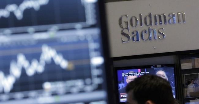 Trading gains drive Goldman Sachs' profits sharply higher