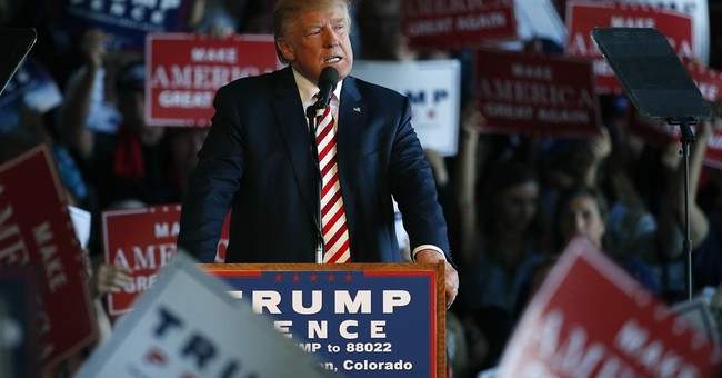 In Colorado, Trump calls for congressional term limits