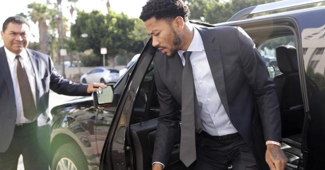 The Latest: APNewsBreak: Derrick Rose thankful for verdict