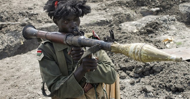 South Sudan's second city scorched by renewed fighting