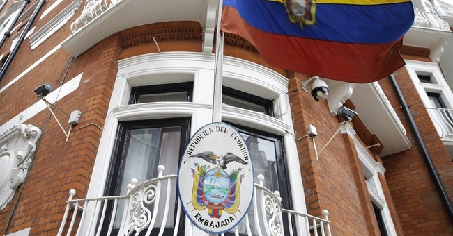 Leaks put Assange at odds with Ecuador's warming up to US