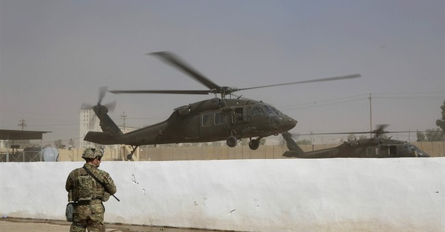 US general said Mosul battle could last months