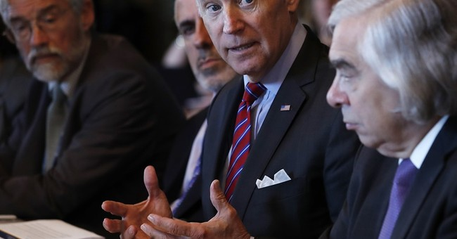 "Biden outlines progress in ""moonshot"" for cancer cure"