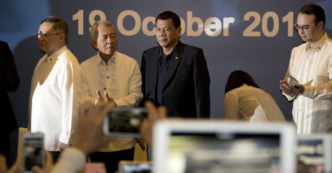 Duterte's deference delights China but is questioned at home