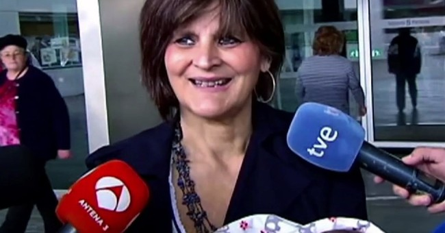 62-year-old woman in Spain gives birth to third child