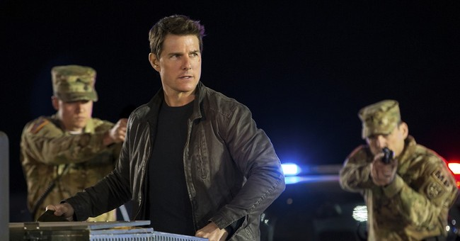 Review: 'Jack Reacher' sequel not as good as 2012 original