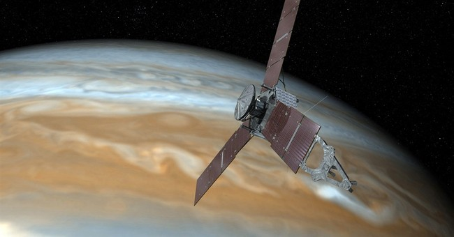 NASA: Jupiter spacecraft detects problem, turns off camera