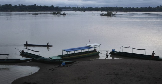 Mekong effort fails after years of lavish foreign funding