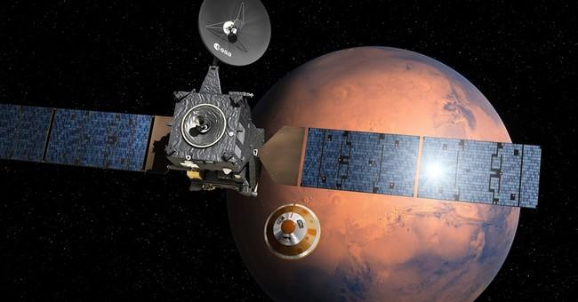 Scientists in Europe downplay likely loss of Mars lander