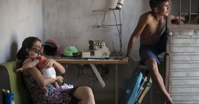 Where Zika struck hardest, Brazil moms say more help needed