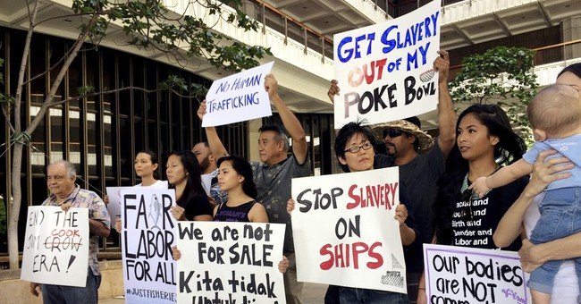 Hawaii lawmakers hold public meeting on foreign fishermen