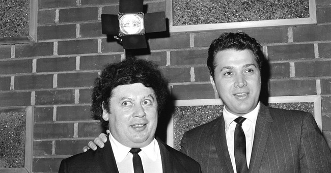 Comic Marty Allen is 94, but who's counting? He's laughing